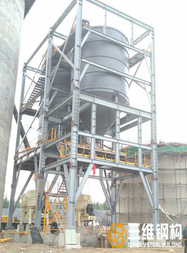 中联水泥砂石骨料生产设备案例1