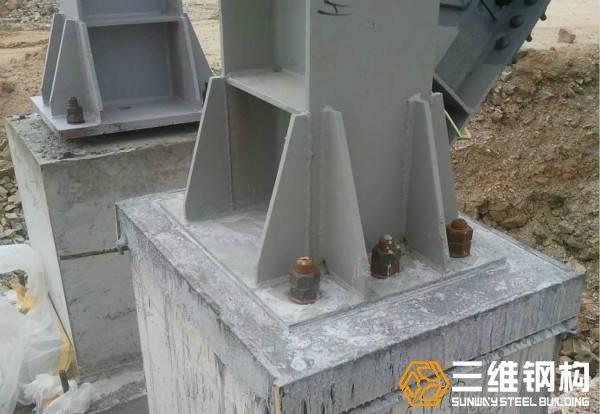 钢结构地脚螺栓出现问题的原因及预防措施