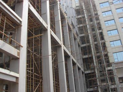 济南空军招待所钢结构改建工程