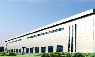 辰龙能源集团重钢结构工程厂房
