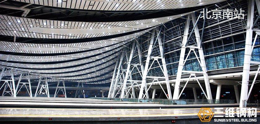 钢结构工程案例展示2