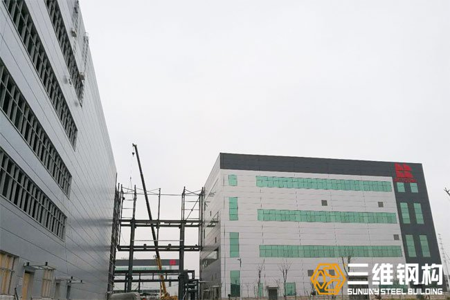 钢结构工程节点